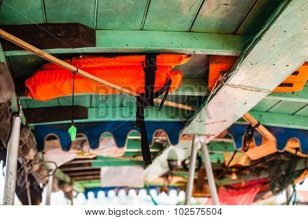 Small Boat Ceiling
