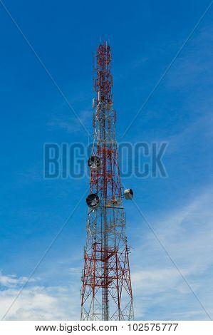 Telecommunications Antenna Tower