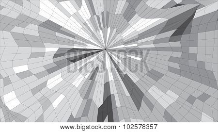 Abstract gray surface