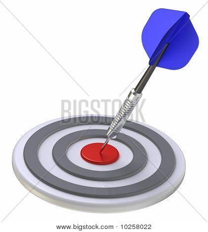 Target and dart