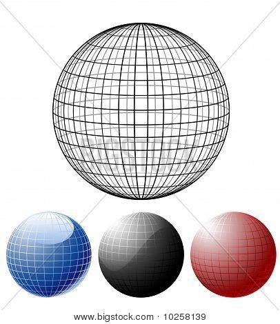 Conjunto de globos