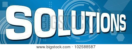 Solutions Technical Background