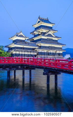 Matsumoto Castle One of Japan's premier historic castles