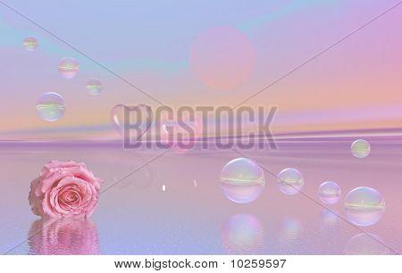 Romantic dream design