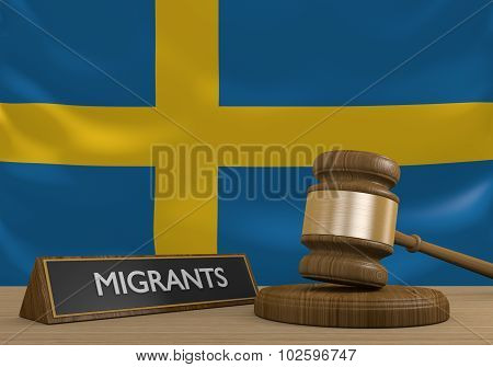 Sweden and the Syrian migrant crisis in Europe