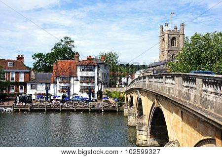 River Thames, Henley-on-Thames.