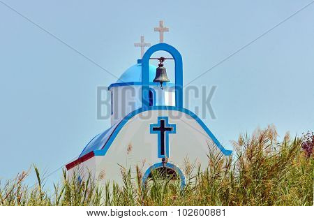 Belfry Orthodox chapel