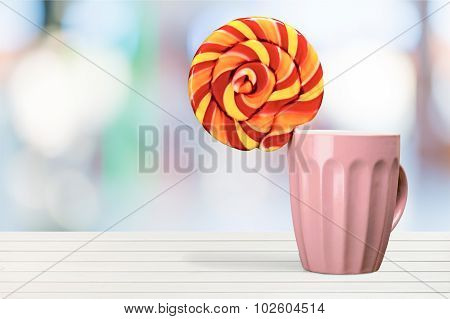 Lollipop Candy.