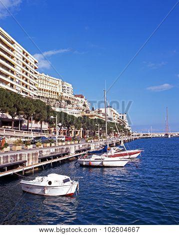 Monte Carlo Waterfront.