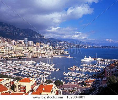 Monte Carlo Marina.