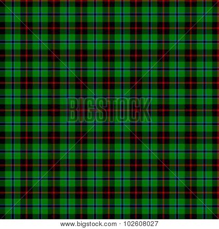 Clan Douglas Black Tartan