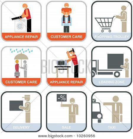 Signos de compras