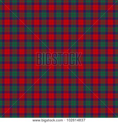 Clan Fraser Of Altyre Tartan