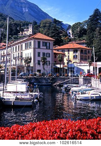 Harbour, Menaggio.