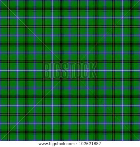 Clan Henderson Tartan