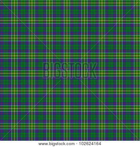 Clan Hunter Of Hunterston Tartan