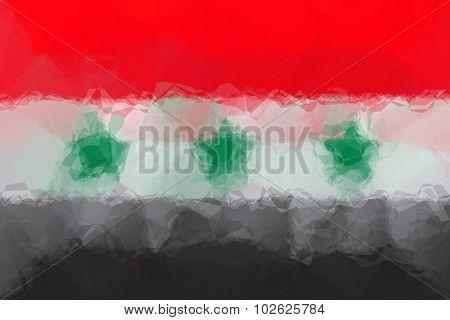 Iraqui Flag