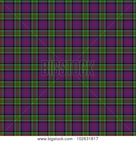 Clan Macdonald Of Clanranald Tartan
