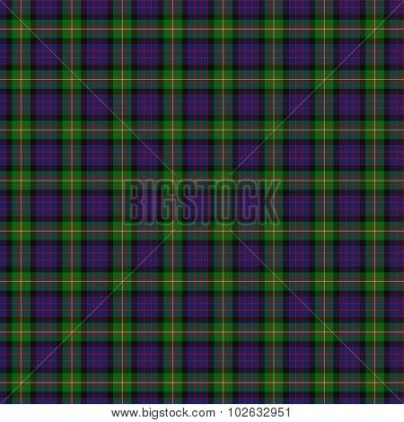 Clan Macdonell Of Glengarry Tartan
