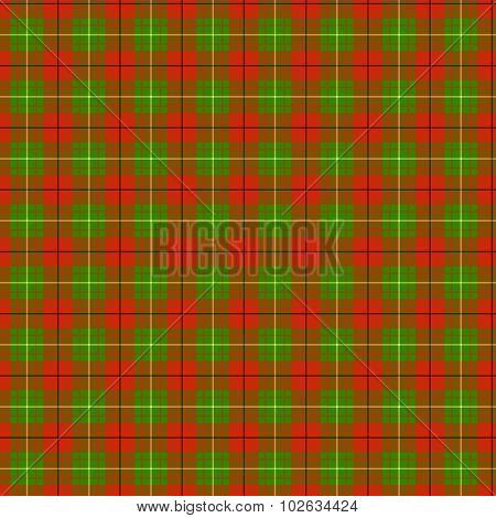 Clan Mcaulay Tartan