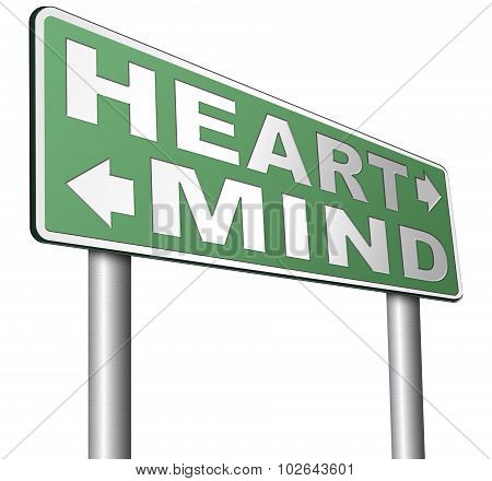 Heart Over Mind