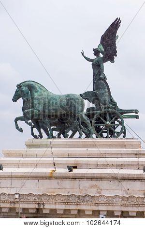 Monumento Nazionale Vittorio Emanuele Ii