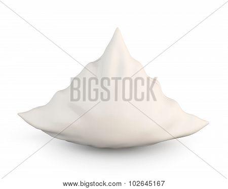Cushion Triangular Shape