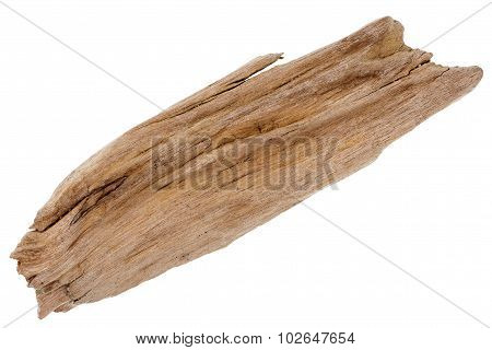 Flat Piece Of Driftwood