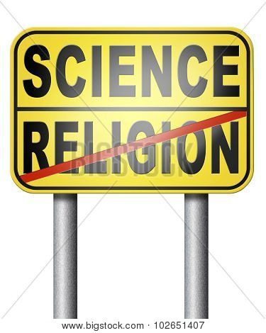 Religion Science Relationship