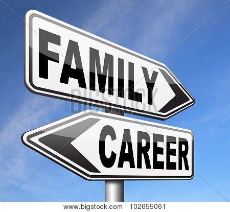 Career Family Balance