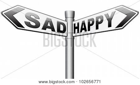 Happy Or Sad