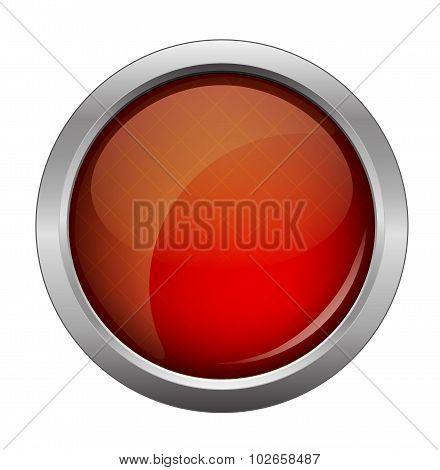 vector web button