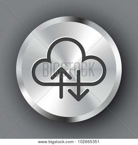 Pictograph of cloud