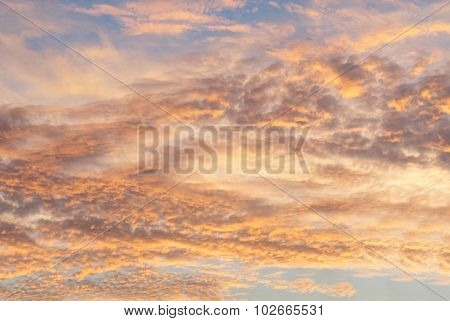 Texture Of Sky