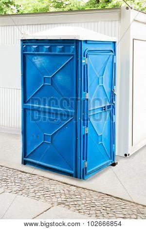Bio Public Toilet