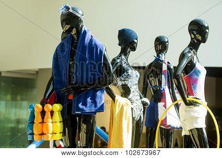 Summer Mannequins