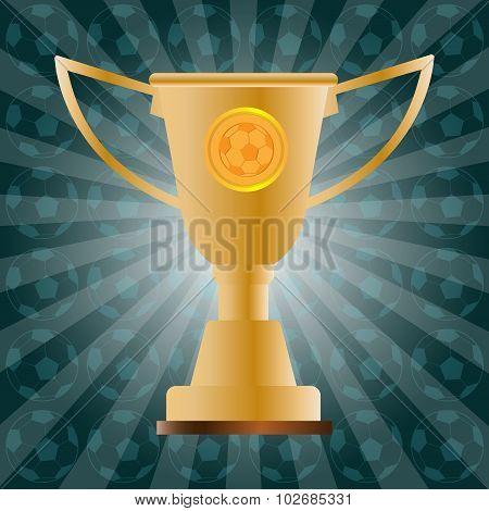 Soccer Golden Cup