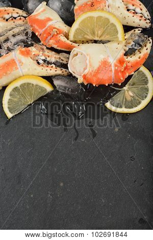Fresh Crab Claws
