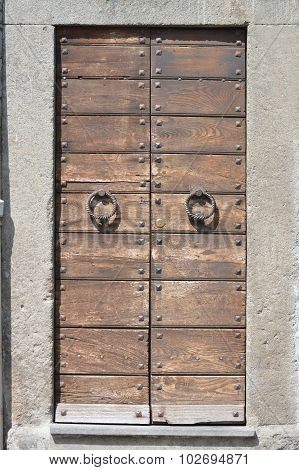 Texture Door