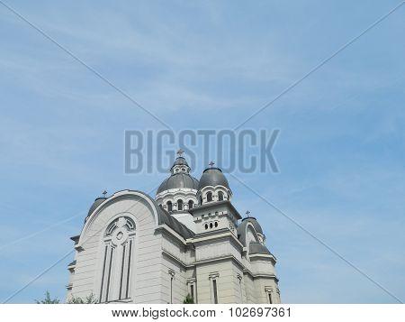 Targu Mures Cathedral , Romania