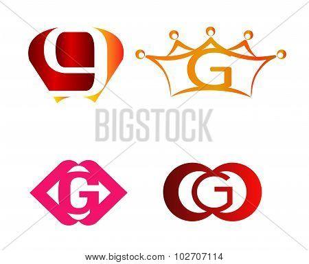 Letter G logo icon