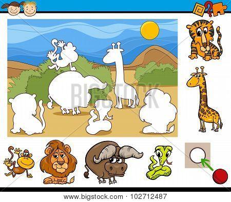 Educational Preschool Game Cartoon
