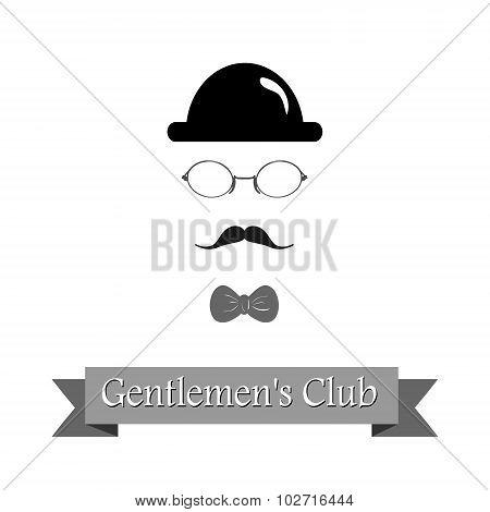 Gentlemens-club Black