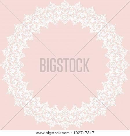 Floral  Fine Frame