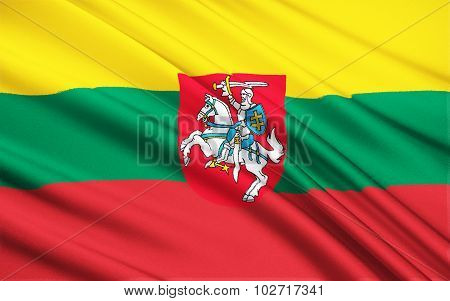 Flag Of Lithuania - Baltic States