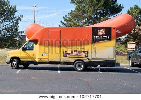 Oscar Mayer Weiner Wagon