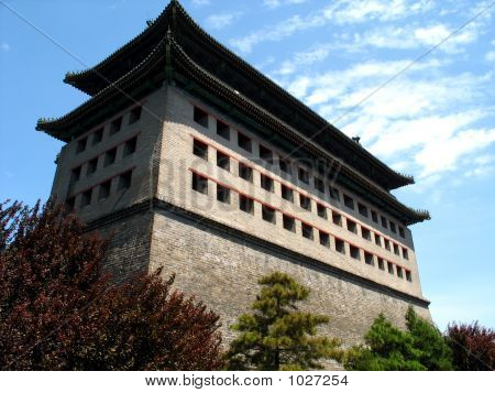Architecture  Of Ancient Beijing(China)