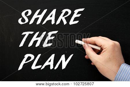 Share The Plan