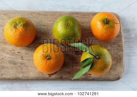Clementine Fruit