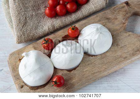 Burrata Cheese